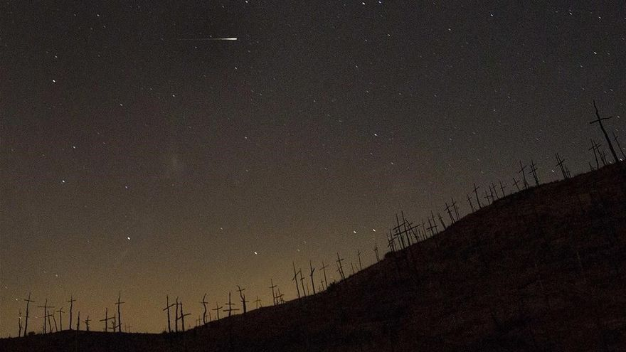 La pluja d'estels Perseids arribarà al seu punt àlgid aquesta nit de dijous