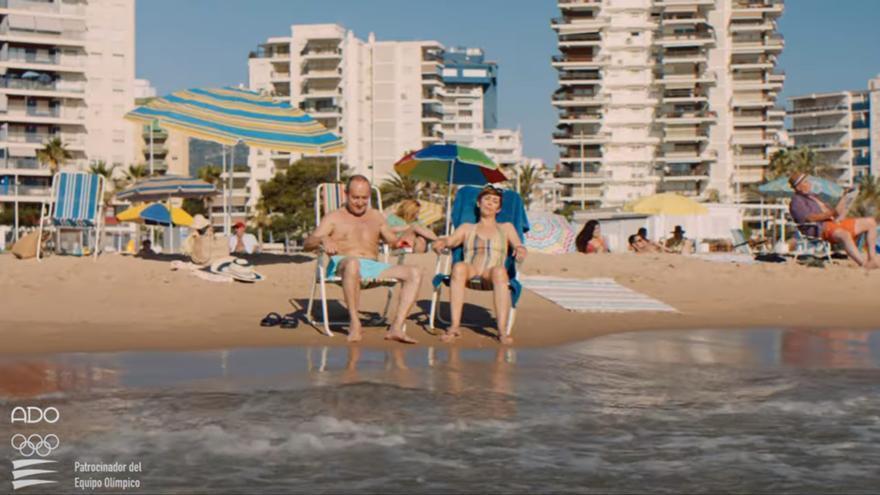 Gandia protagoniza el anuncio de verano de Lotería Nacional