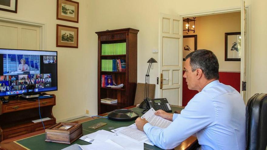 Sánchez pide la liberación de presos arbitrariamente encarcelados en Bielorrusia