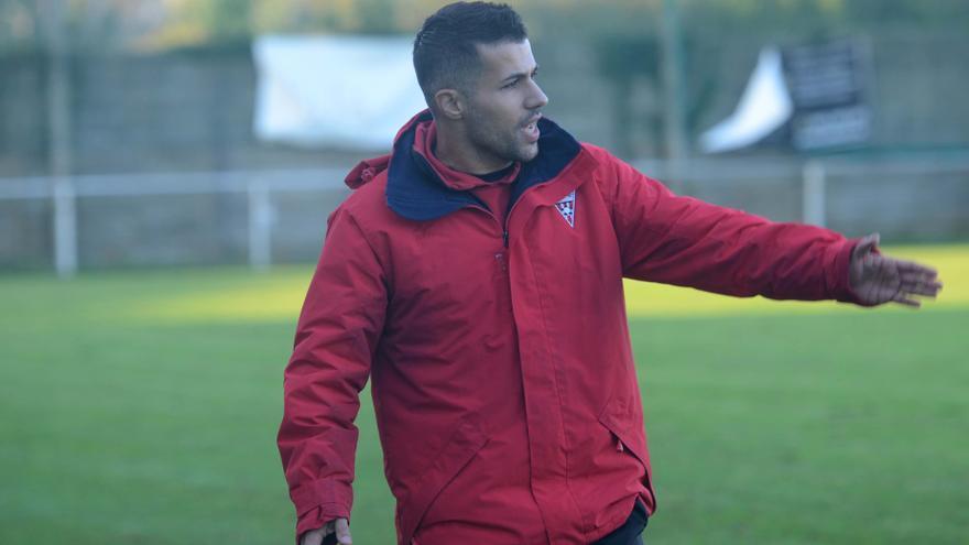 José Tizón, nuevo entrenador del Alondras