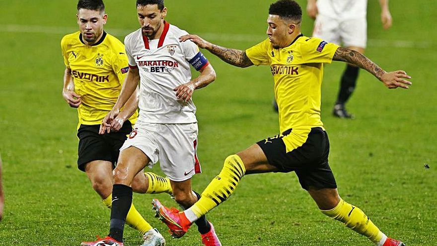 Erling Haaland sentencia el triomf del Borussia de Dortmund a Sevilla