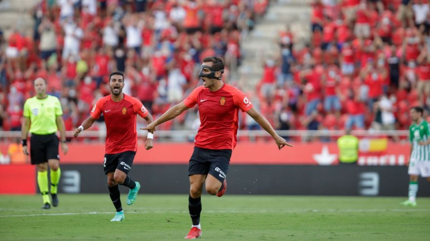 Real Mallorca startet mit Unentschieden gegen Betis in die neue Saison