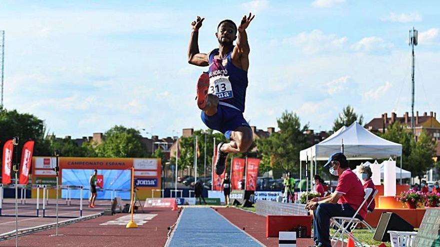 Okutu gana el bronce en el Campeonato de España