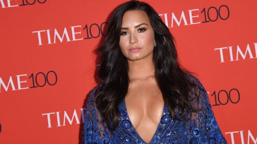 Demi Lovato habla por primera vez tras su sobredosis