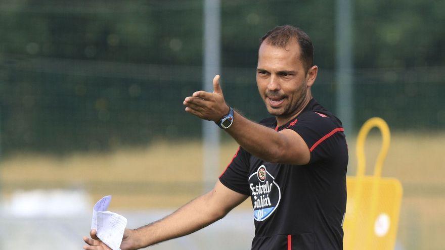 """Esteve: """"El Hércules tiene que ser más protagonista y mejorar su juego ofensivo"""""""