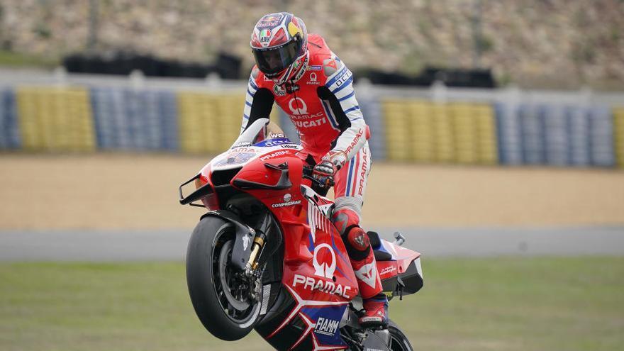 Miller sentència un primer dia complicat a Le Mans