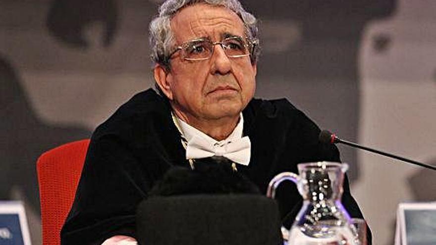 El actual rector de la UMA  es el único candidato a las elecciones del 3 de diciembre