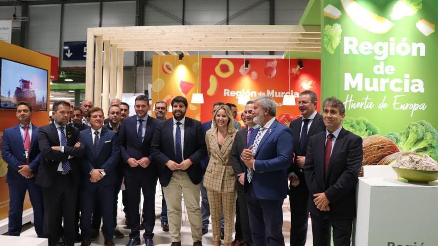 La Región de Murcia afianza su liderazgo como potencia hortofrutícola