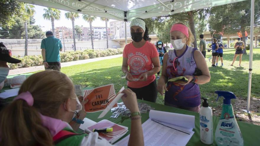 Global Running Day Valencia AECC Valencia