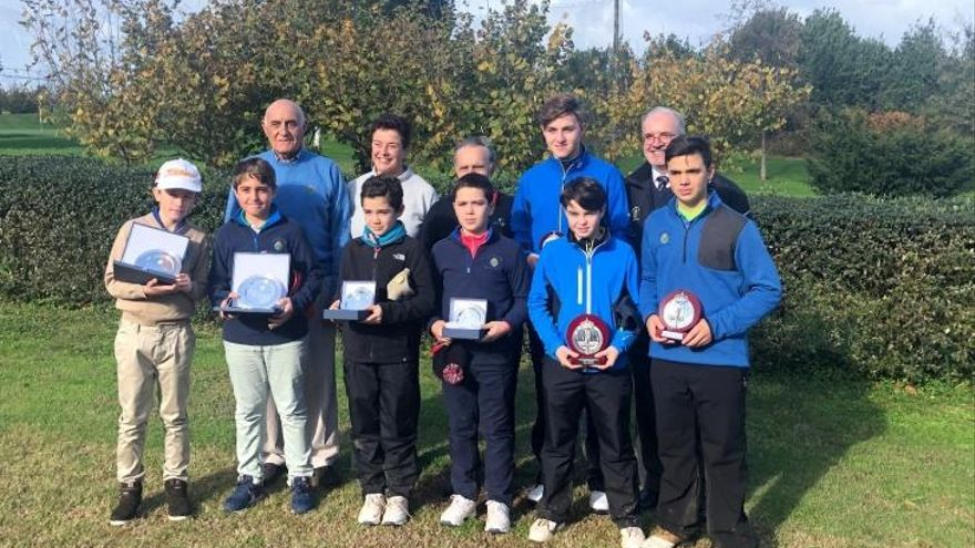 Carlos Fernandez y Miguel Mora, campeones de Asturias de Dobles P&P 2019