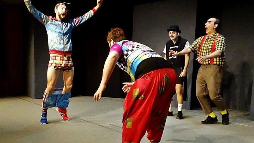 El teatro alzireño arrasa en el certamen de Canet