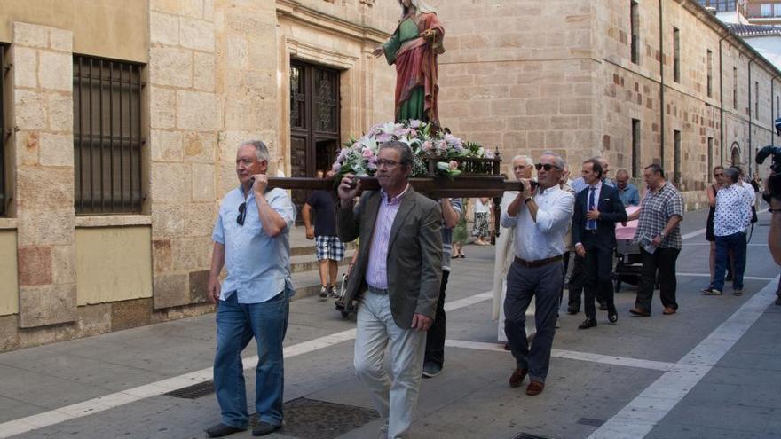 Los hosteleros zamoranos volverán a honrar a su patrona Santa Marta