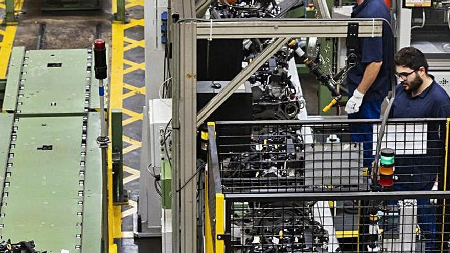 Ford plantea otro ERTE hasta final de año en Valencia por la falta de semiconductores