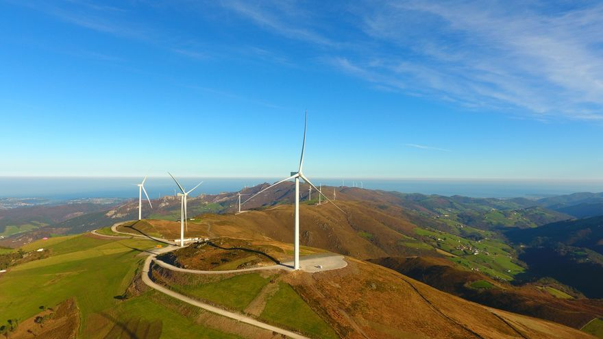 El plan asturiano para la energía requiere desplegar más de 300 colosos eólicos