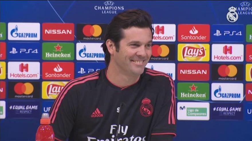 """Solari: """"El Real Madrid siempre ha tenido más candidatos que Julia Roberts"""""""