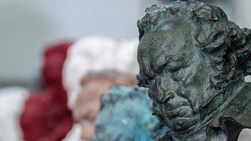 Los Goya dan el pistoletazo de salida en el año más complicado del cine español