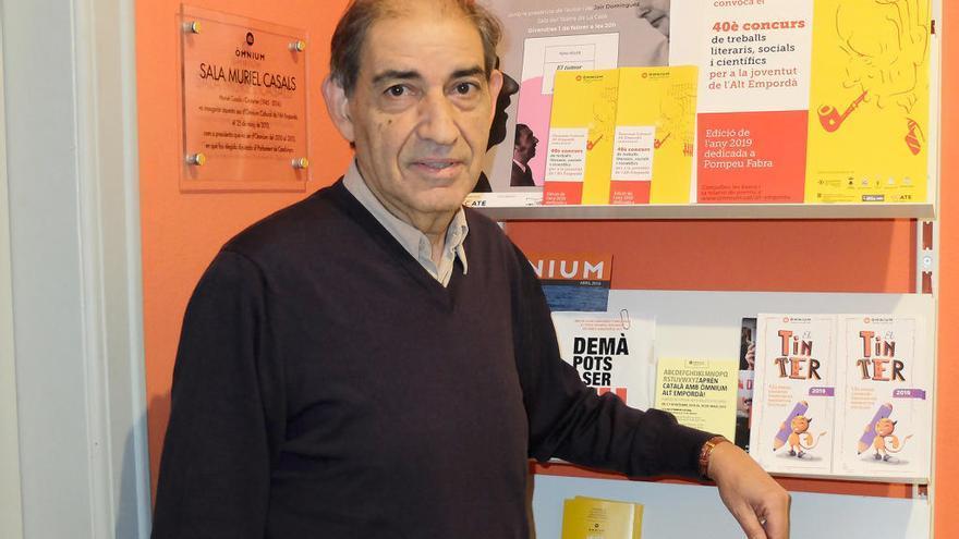 Lluís Casadellà: «Si creixes en massa social però no fas res, no aportes res tampoc»