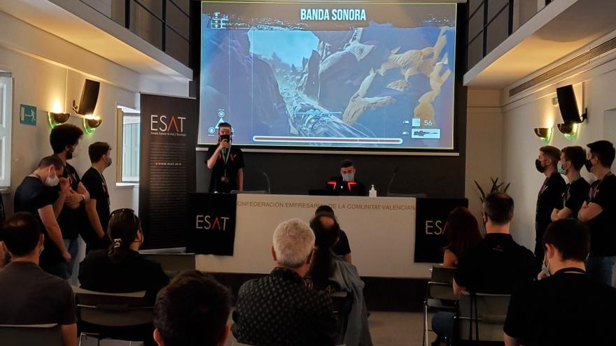 La Berklee y la Filarmónica de Budapest sonorizan los proyectos de final de estudios de la ESAT Valencia