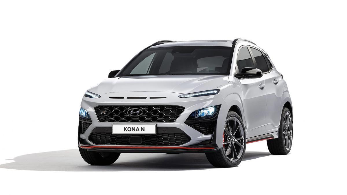 Hyundai Kona N: un SUV de 'altas' prestaciones