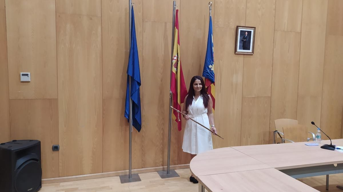 Raquel Ramiro ya es la nueva alcaldesa de Bonrepòs i Mirambell