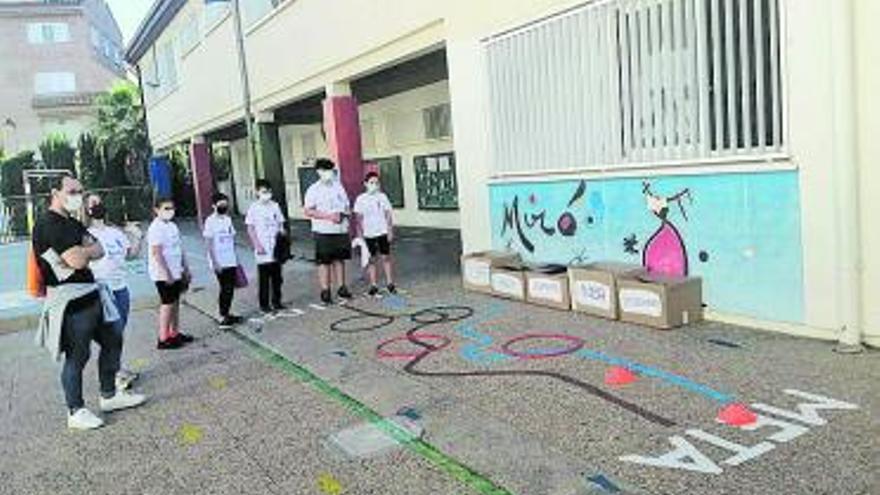 Uns 800 alumnes d'Alaquàs participen en «El Retorn»