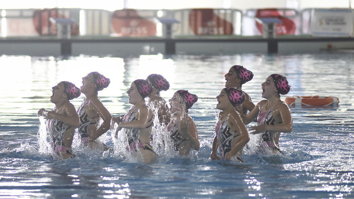 La Piscina Olímpica Municipal ya ha acogido citas relevantes como la primera convocatoria del equipo nacional de natación para acceder a las Olimpiadas de Tokio.