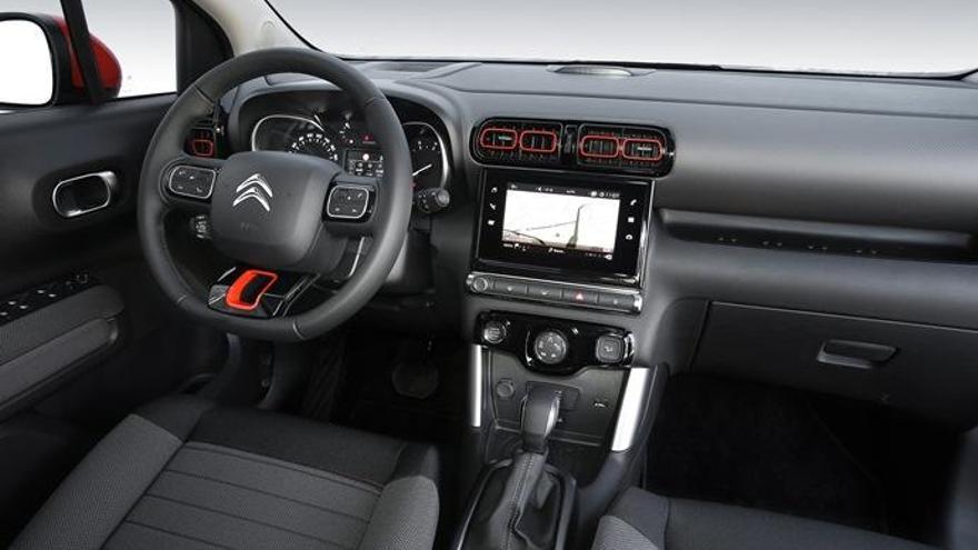 Citroën C3 Aircross, canvi de tendència