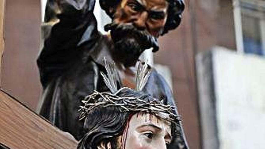 Así será el gran Vía Crucis de la Pasión