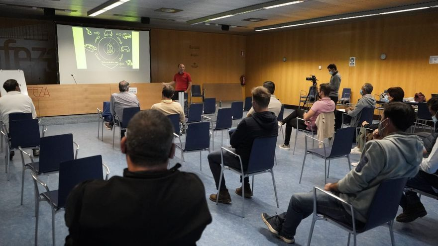 UCCL Zamora celebra las  jornadas de agroganadería regenerativa