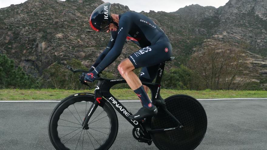 Roglic demuestra que no anda con bromas en la Vuelta