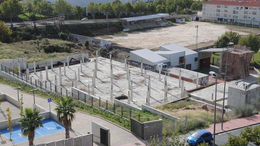Las obras del Centro de Salud Valcorchero, 10 años paradas