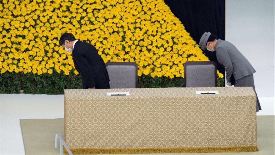 75 años de la rendición de Japón