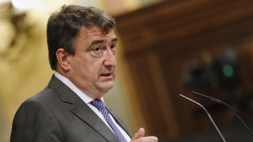 El PNV, a favor de los indultos a los presos del 'procés'
