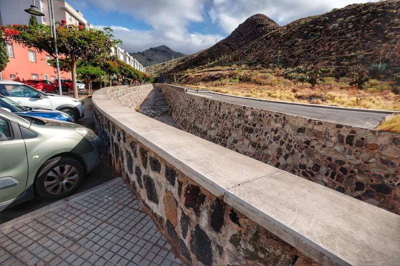 Lugar donde se va a colocar la pasarela militar en San Andrés