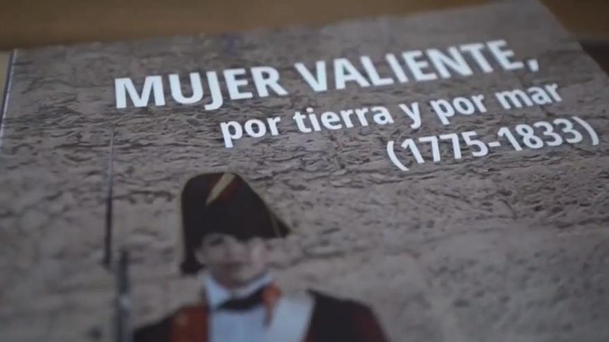Ana María de Soto, la primera mujer en hacerse pasar por hombre para enrolarse en la Armada