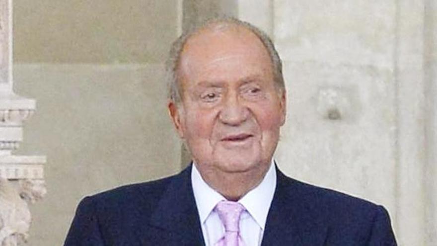 El Rey Juan Carlos cumple este lunes 82 años
