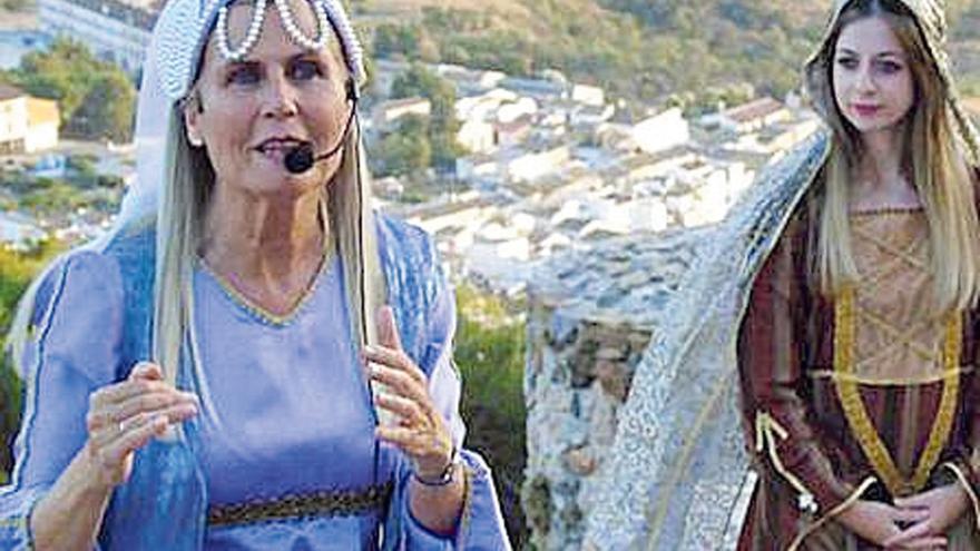 Archidona inicia sus visitas teatralizadas al atardecer