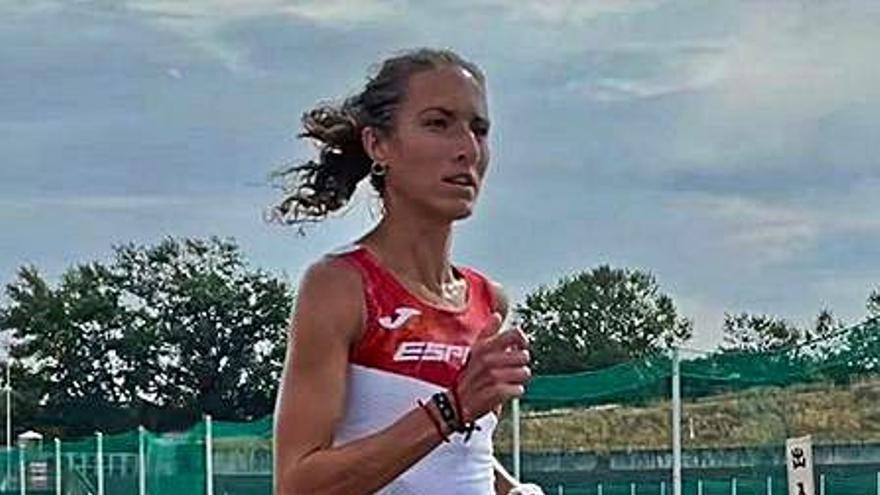 Turno olímpico para Laura Méndez
