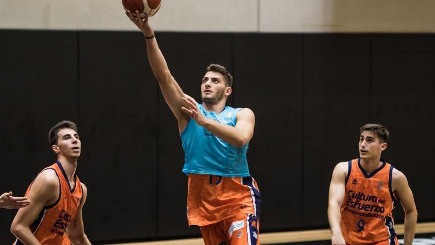 El filial del Valencia Basket cierra su plantilla