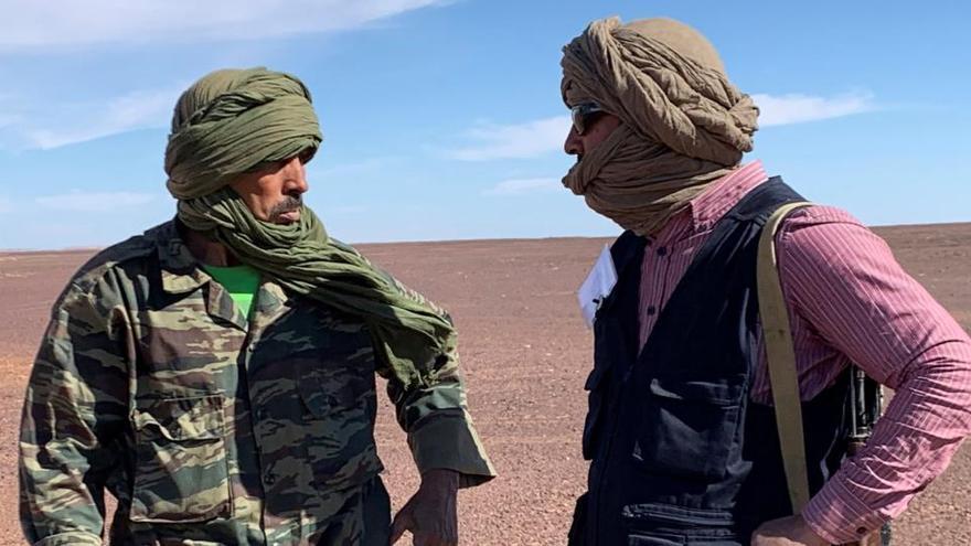 """El Polisario anuncia """"bajas mortales"""" en nuevos ataques contra bases marroquíes"""