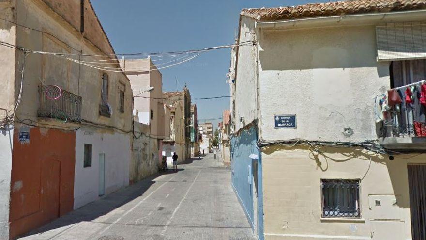 Prisión para el detenido por incendio con 5 heridos en una vivienda del Cabanyal