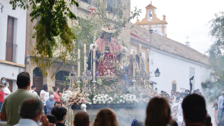 La Divina Pastora de Córdoba recorre el Campo de la Verdad