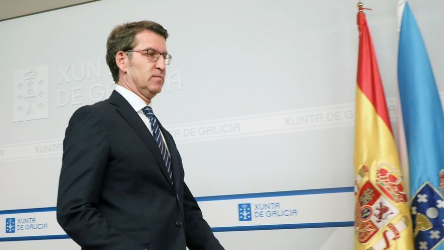 Cifra de récord para el techo de gasto de la Xunta en 2022