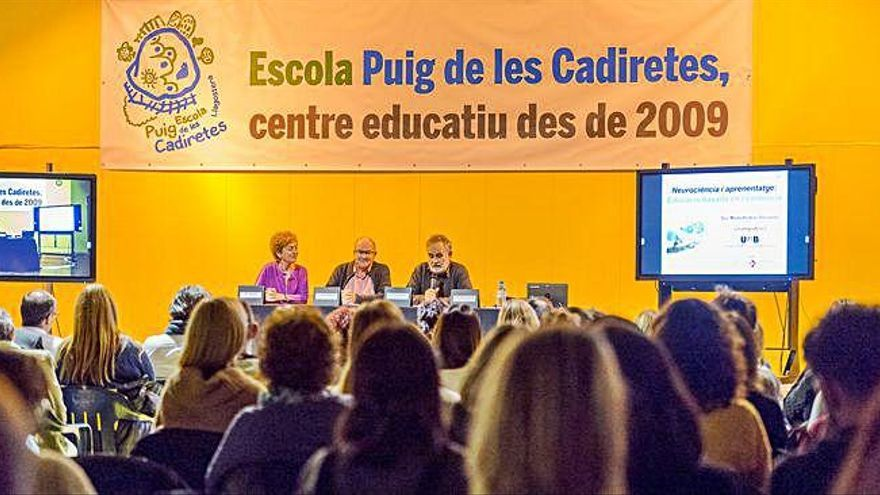 L'escola Puig de les Cadiretes de Llagostera suma deu anys