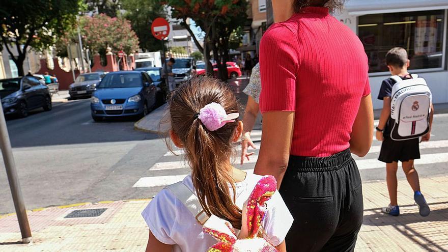 Elda inicia el curso con un aumento de alumnos en FP y  una bajada en Infantil y Primaria