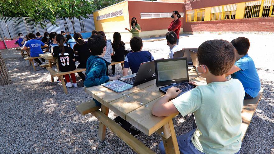 La Región de Murcia mejora tres puestos en el ranking de fracaso escolar