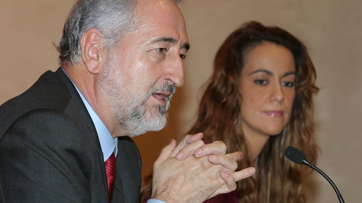 Joan Corbella y Maria de la Pau Janer