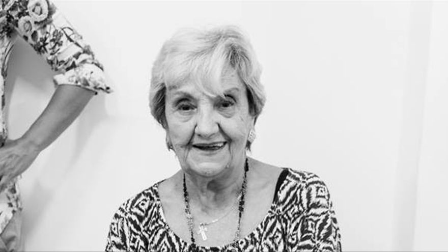 Fallece la actriz Pilar Doce a los 87 años