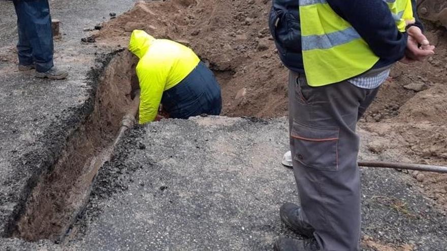 La Bóveda de Toro renovará las tuberías de agua potable de siete calles