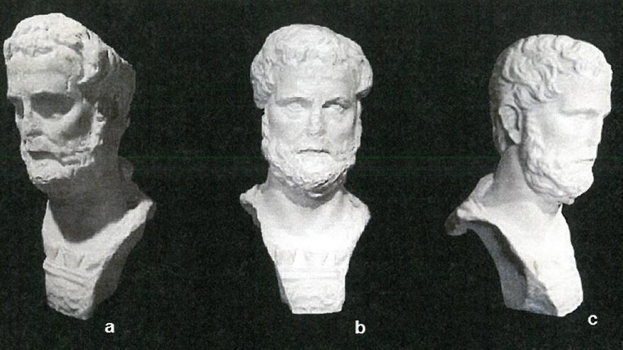 La Junta protege como BIC el busto romano de Antonino Pío localizado en Huelin
